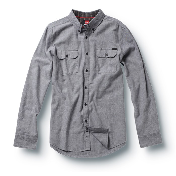 Quiksilver - Dorm Duty Button Down Shirt
