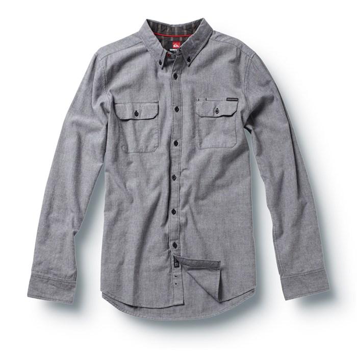 Quiksilver - Dorm Duty Button Down Shirt