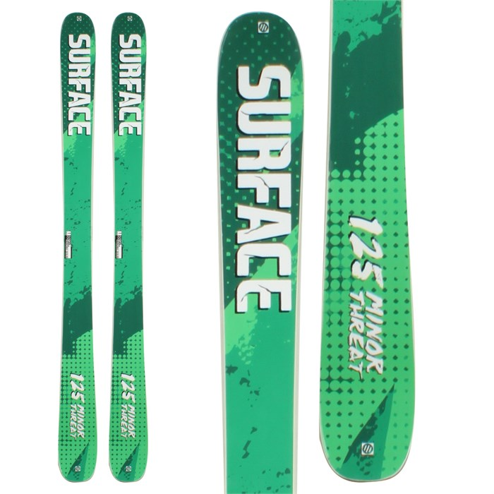 Surface - Surface Minor Threat Skis - Youth 2013