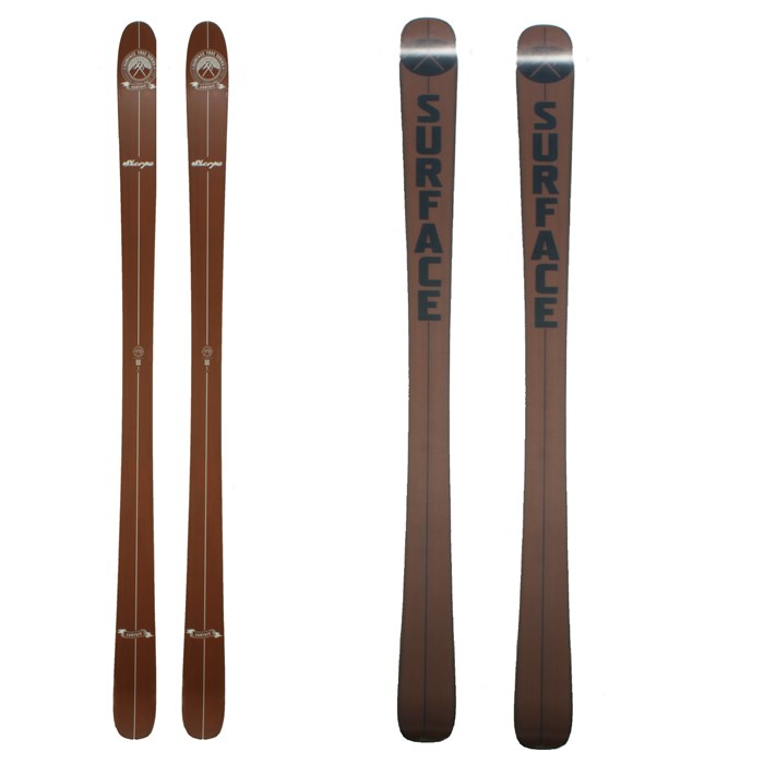 Surface - Sherpa Skis 2013