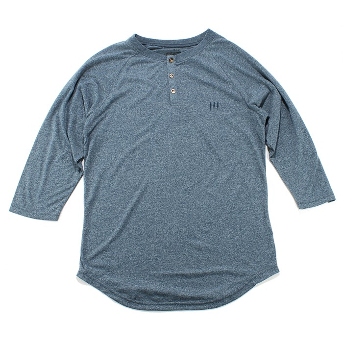 Sitka - Abyss Henley Shirt