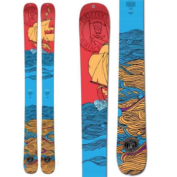 Surface - Drifter Live Life Skis 2013