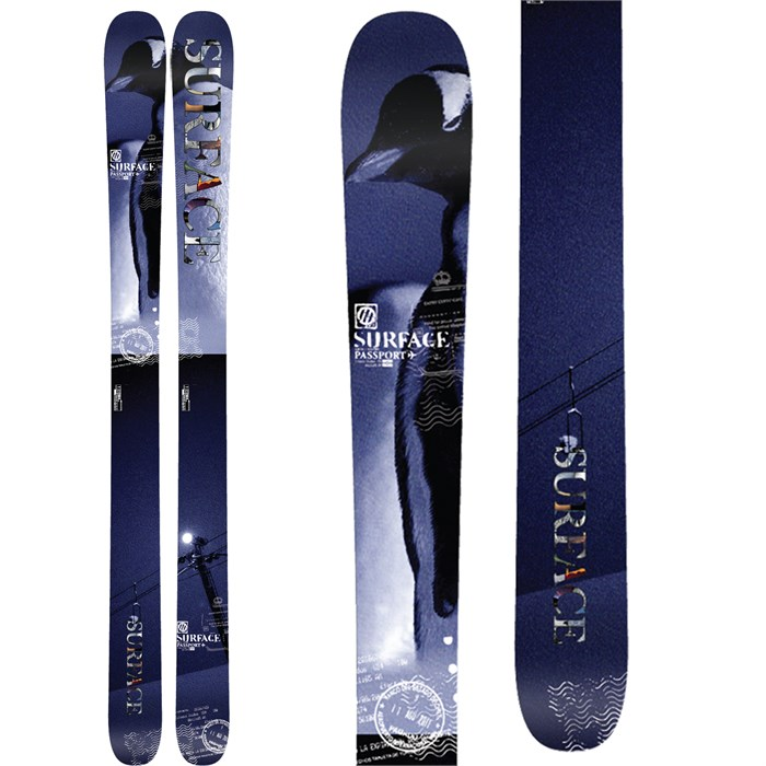 Surface - Passport New Life Skis 2013
