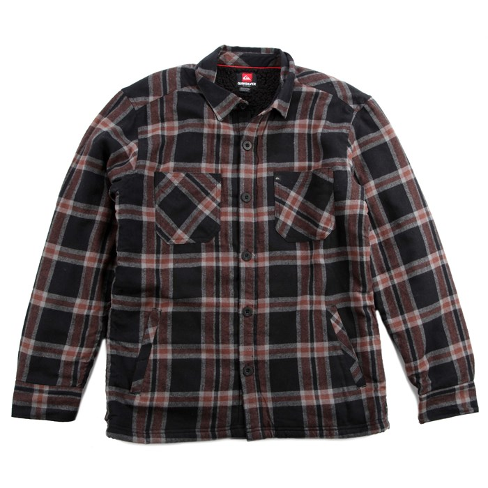 Quiksilver - Wind Sweep Button Down Shirt