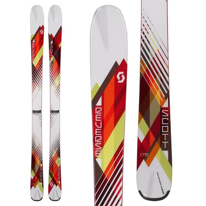 Scott - Reverse Skis 2013
