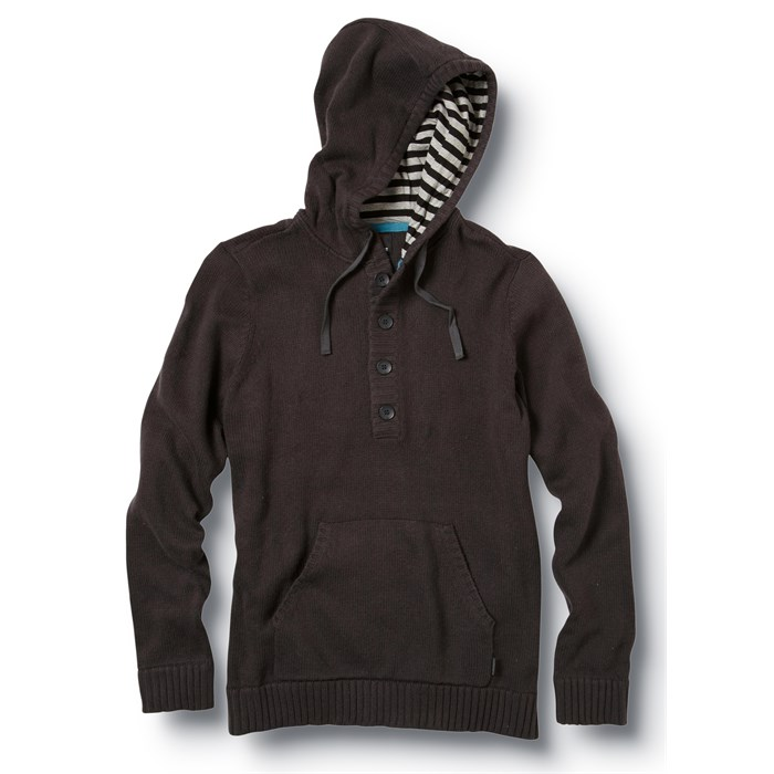 Quiksilver - Invader Hooded Henley Shirt
