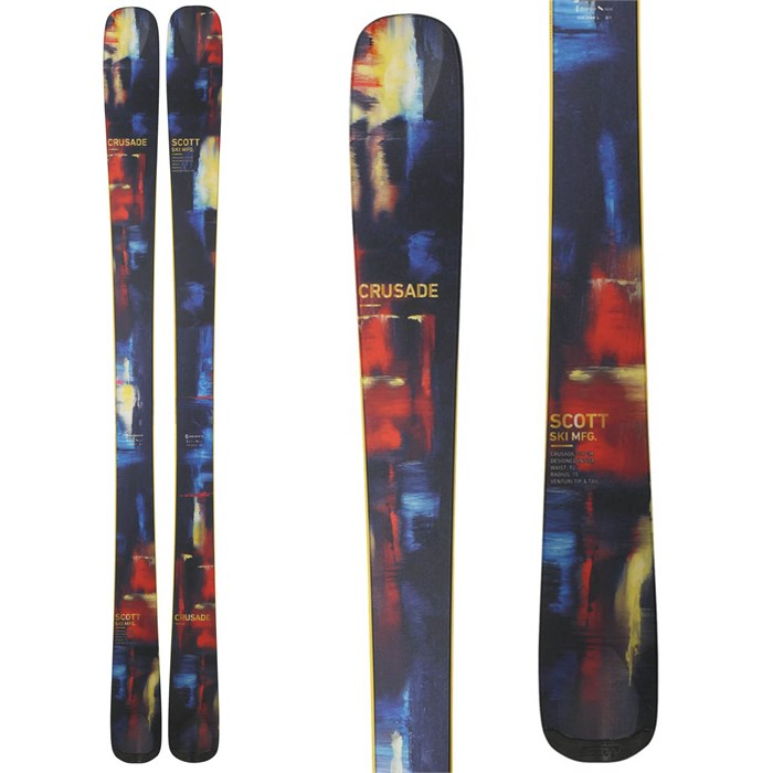 Scott - Crusade Skis 2014