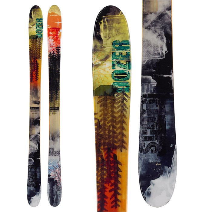Scott - Dozer Skis 2013
