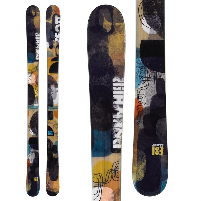 Scott - Punisher Skis 2013