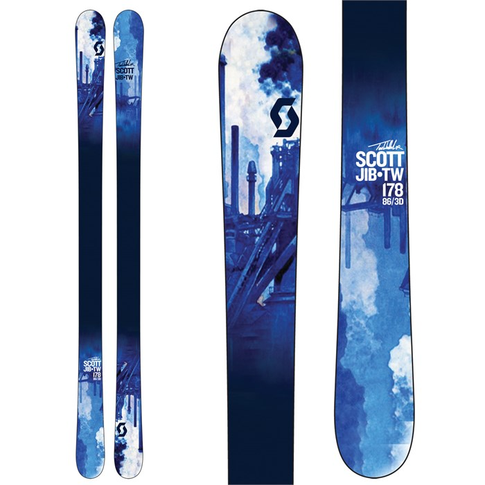 Scott - Jib TW Skis 2014