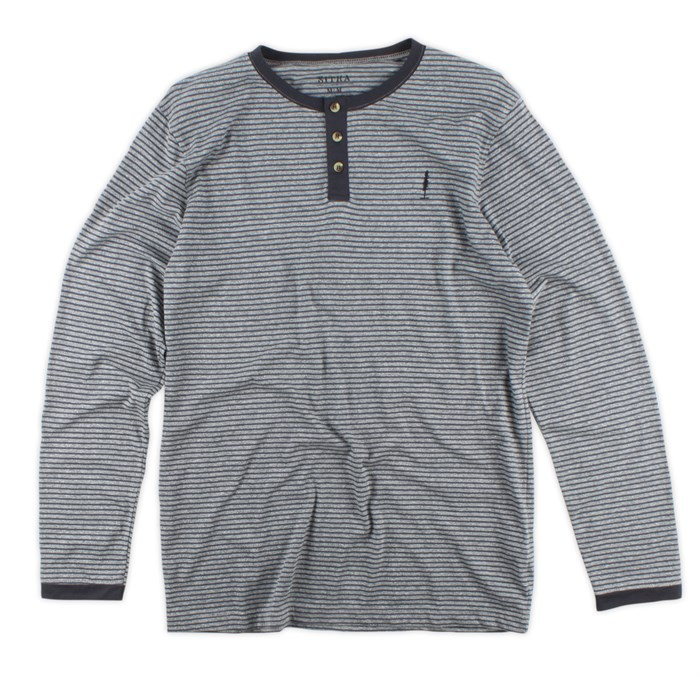 Sitka - Lino Henley Shirt