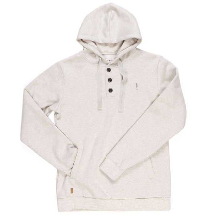 Sitka - Boreal Henley Pullover Hoodie