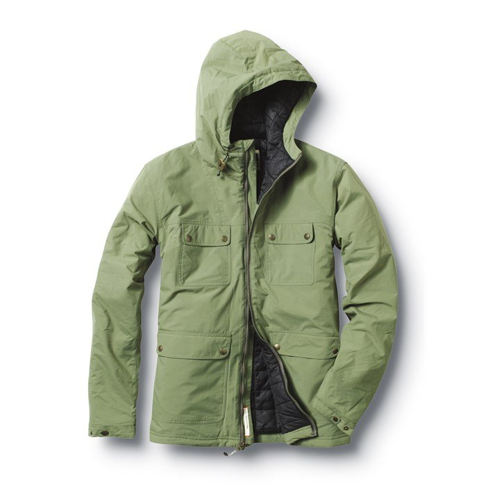 Quiksilver - Backwoods Jacket