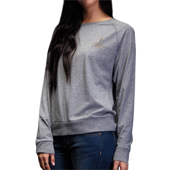 Sitka - Barber Raglan Top- Women's