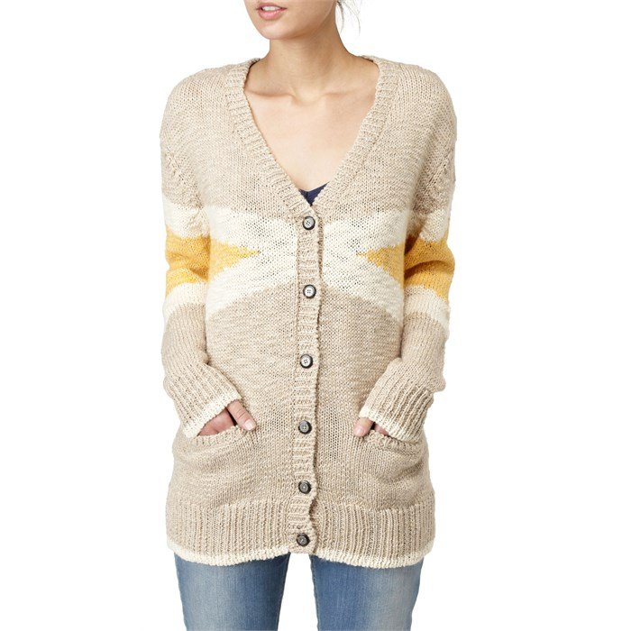 Quiksilver - Sail Cardigan Sweater - Women's