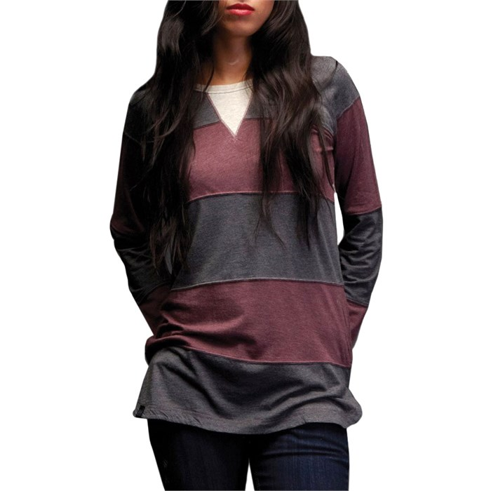 Sitka - Dogwood 3/4 Sleeve Raglan Top - Women's