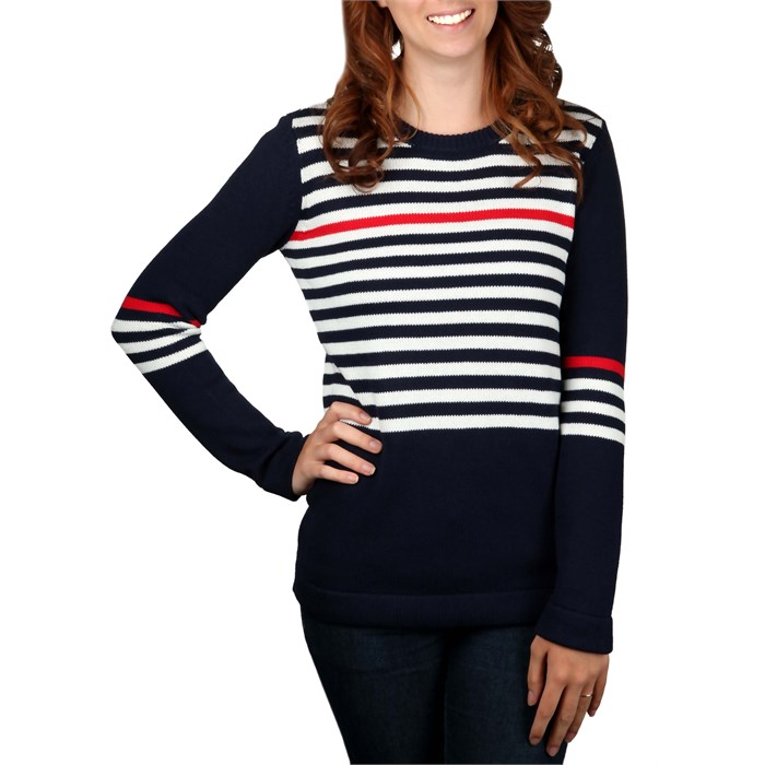 Quiksilver - Sea Crew Sweater - Women's
