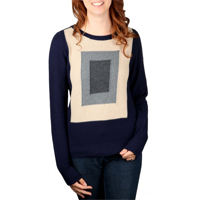 Quiksilver - Flag Crew Sweater - Women's