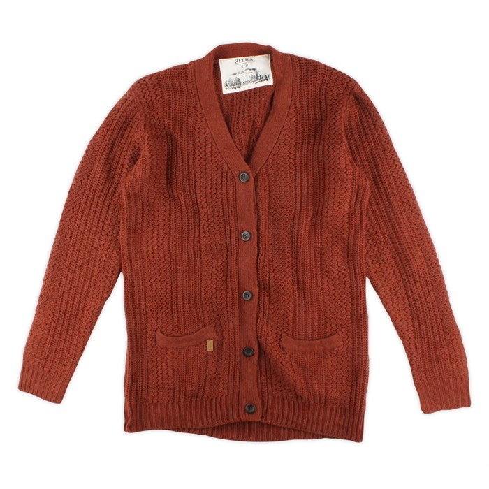 Sitka - Birch Grandpa Cardigan