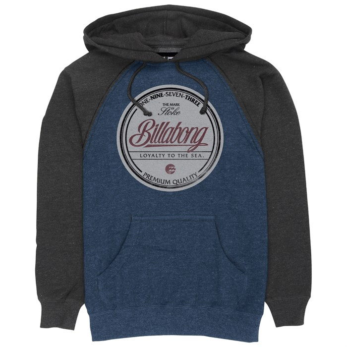 Billabong - Stamped Pullover Hoodie