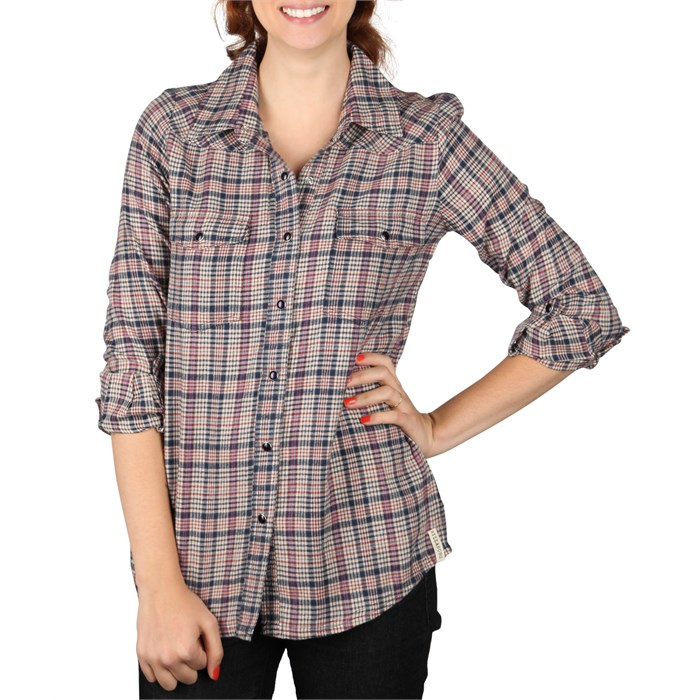 Billabong - Billabong Sandoval Button Down Shirt - Women's
