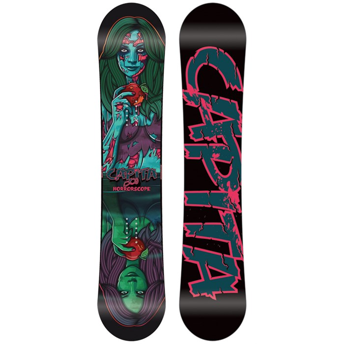 CAPiTA - Horrorscope Wide Snowboard 2013