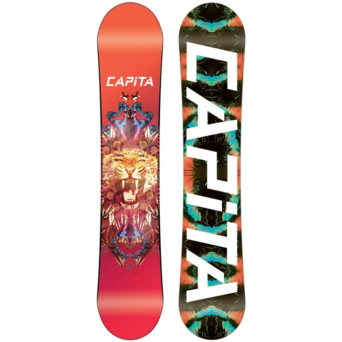 CAPiTA - Space Metal Fantasy FK Snowboard - Women's 2013