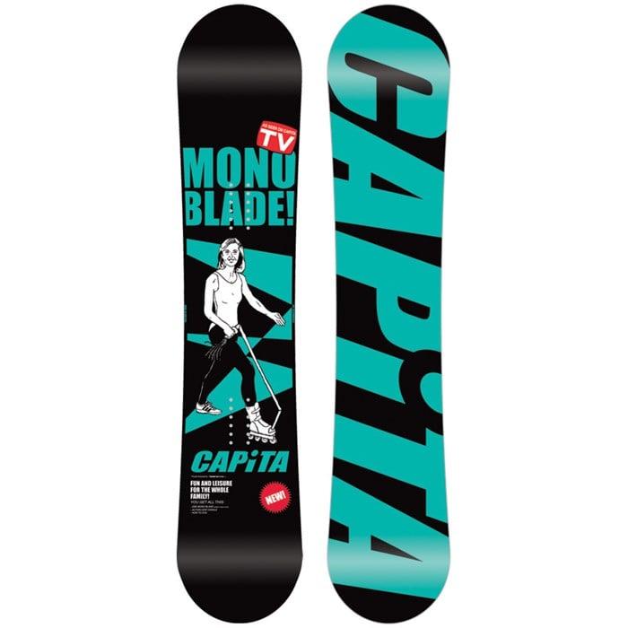 CAPiTA - Stairmaster Snowboard 2013
