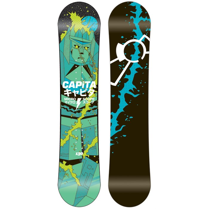 CAPiTA - Micro-Scope Snowboard - Youth 2013
