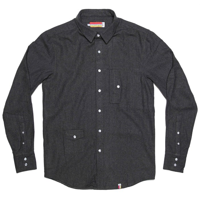 SLVDR - slvdr Lasson Button Down Shirt