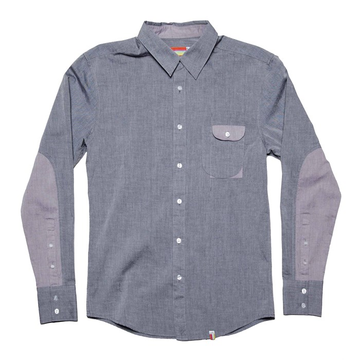SLVDR - slvdr Henton Button Down Shirt