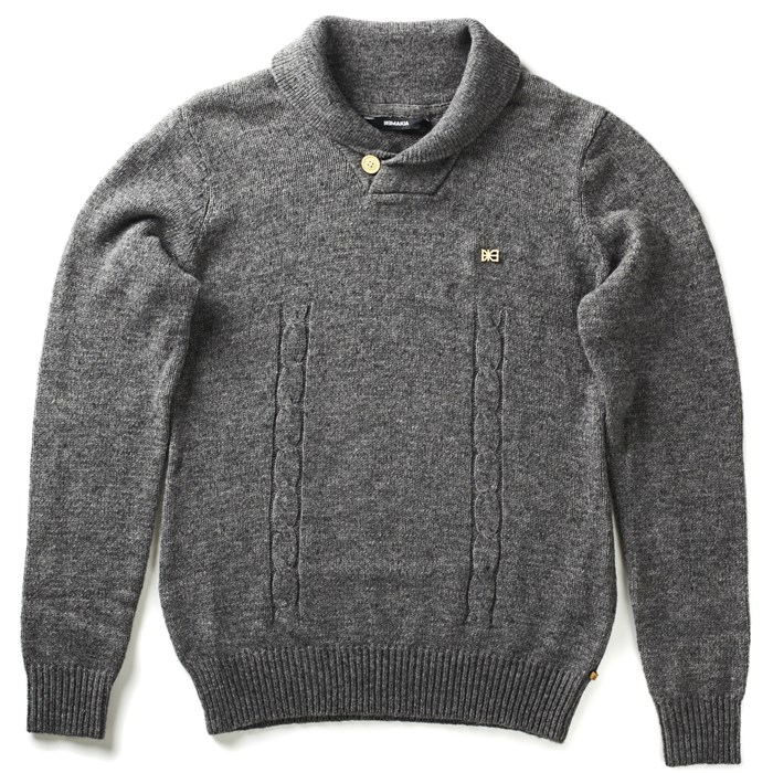 Makia - Cable Knit Crew Sweater