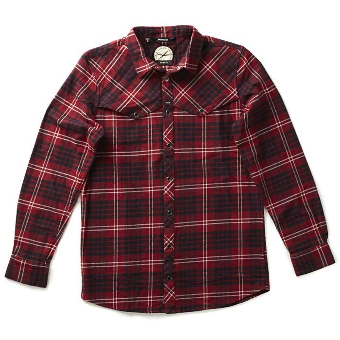 Makia - Tailor Button Down Shirt