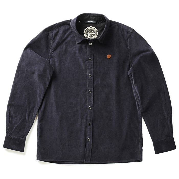 Makia - Corduroy Button Down Shirt