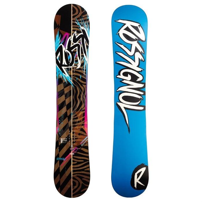 Rossignol - One Magtek Mid Wide Snowboard 2012