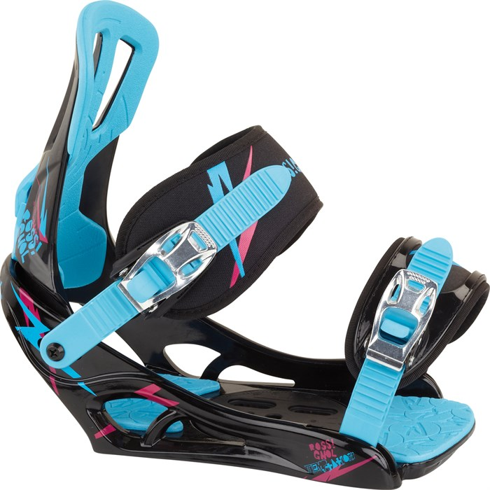Rossignol - Temptation Snowboard Bindings - Women's                      2012