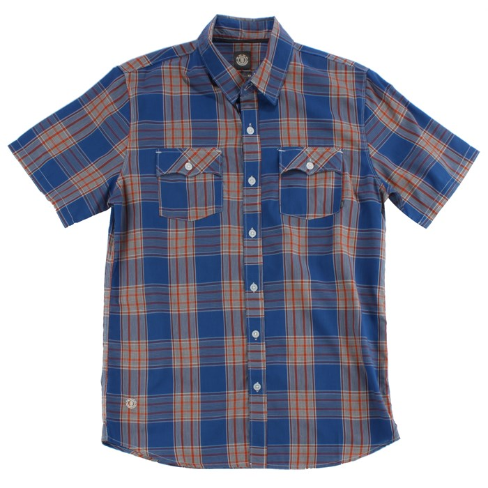 Element - Colfax Short Sleeve Button Down Shirt