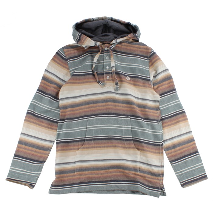 Element - Santa Fe Poncho Pullover Hoodie
