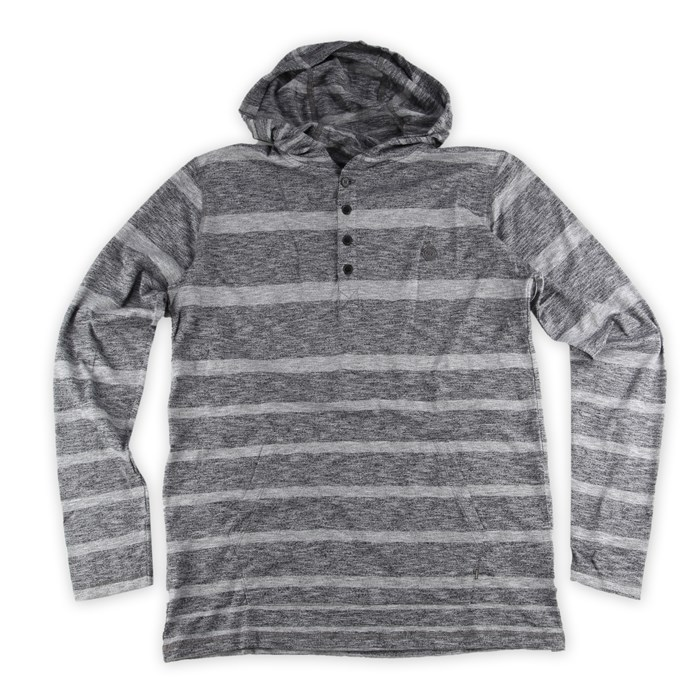Element - Hillview Hooded Henley Shirt