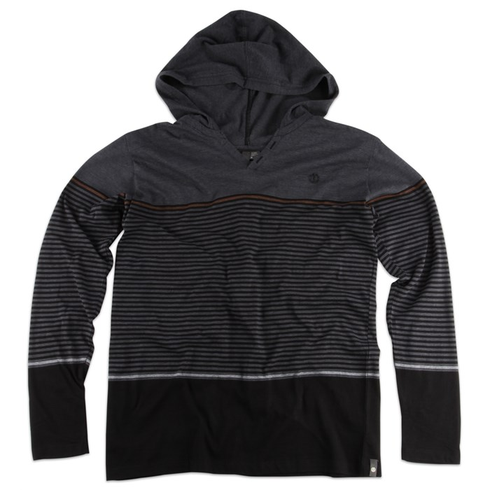 Element - Erick Hooded Henley Shirt
