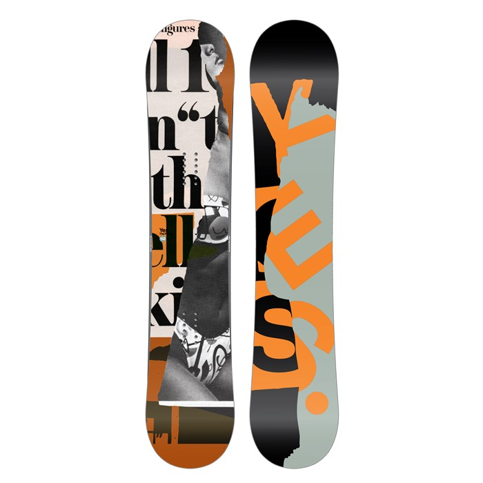 Yes. - The Public Wide Snowboard 2013
