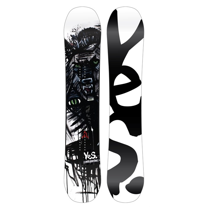 Yes. - Pick Your Line Wide Snowboard 2013