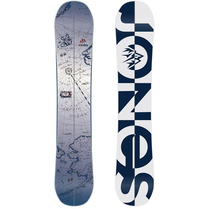 Jones - Solution Wide Splitboard 2013