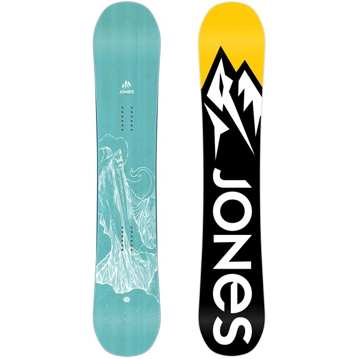 Jones - Jones Mothership Snowboard - Women's 2013