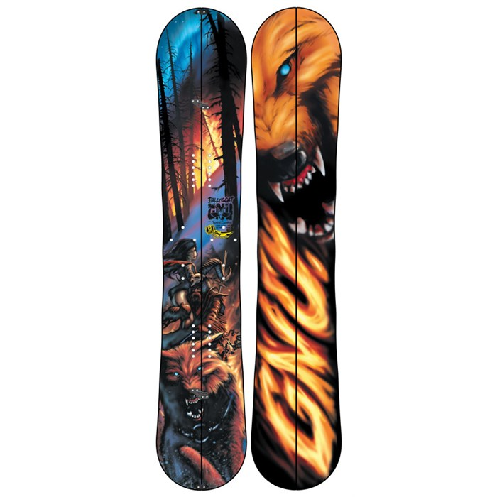 GNU - Billy Goat C2BTX Splitboard 2013