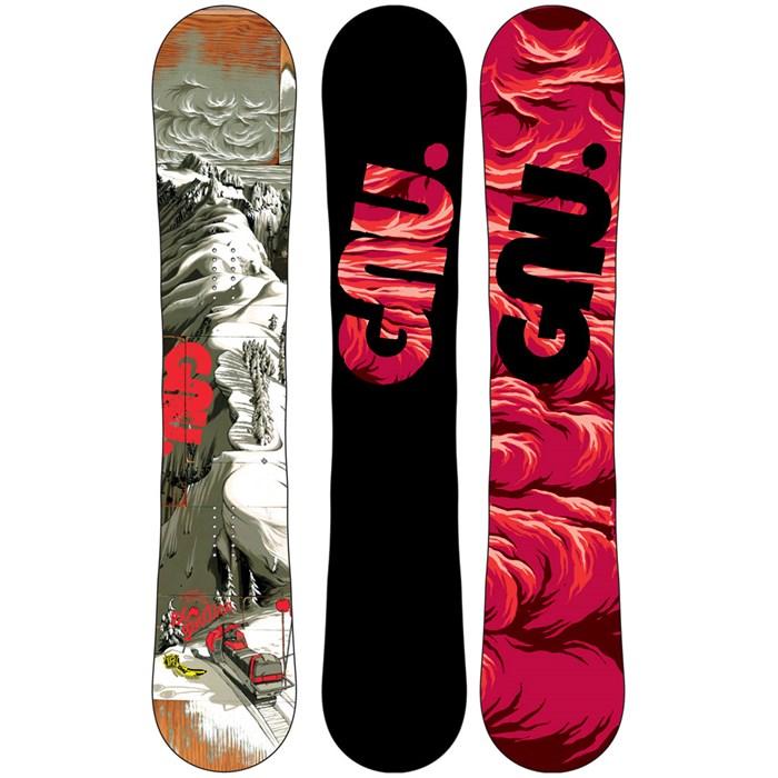 GNU - ECO Genetics C2BTX Snowboard 2013