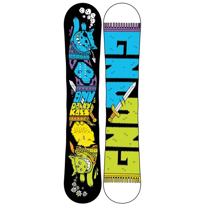 GNU - Danny Kass C2BTX Snowboard 2013