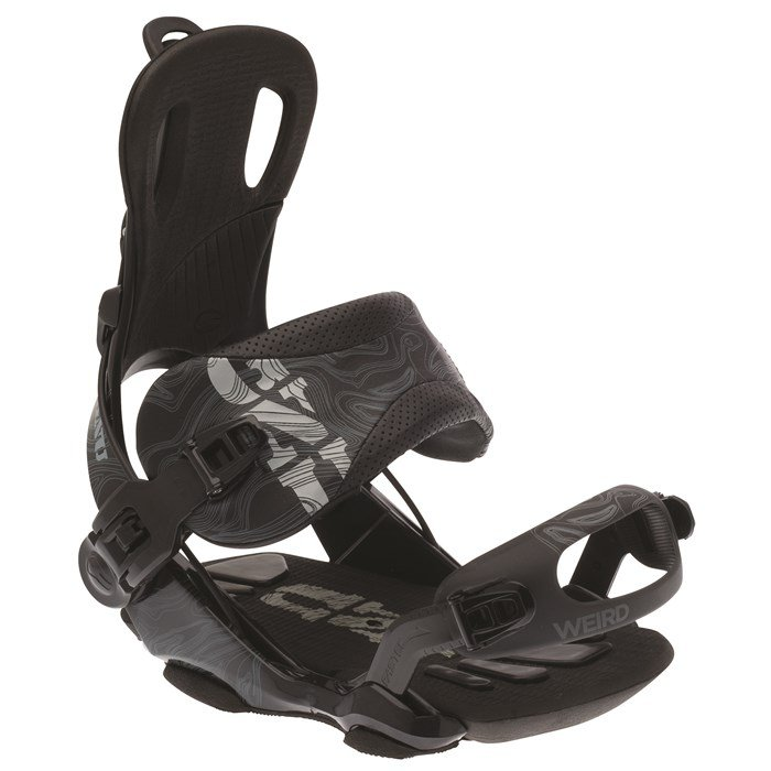 GNU - Weird Snowboard Bindings 2013