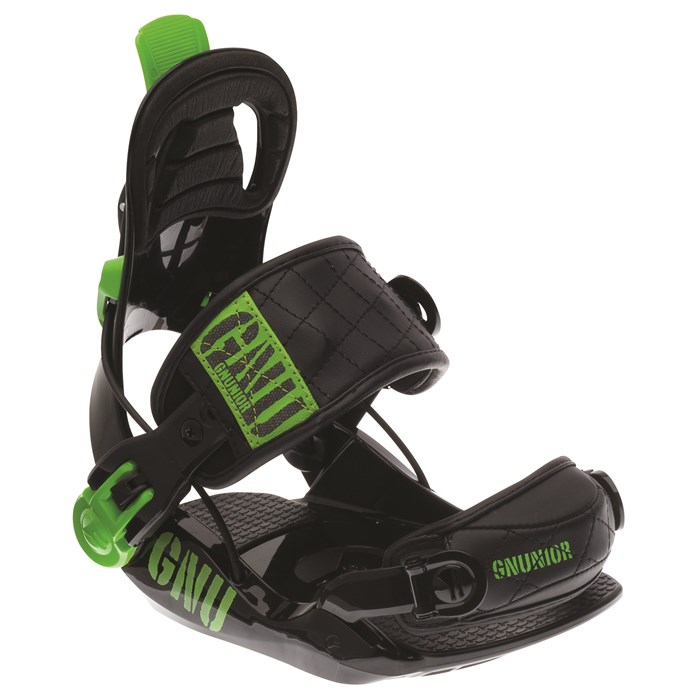 GNU - Gnunior Snowboard Bindings - Youth 2013