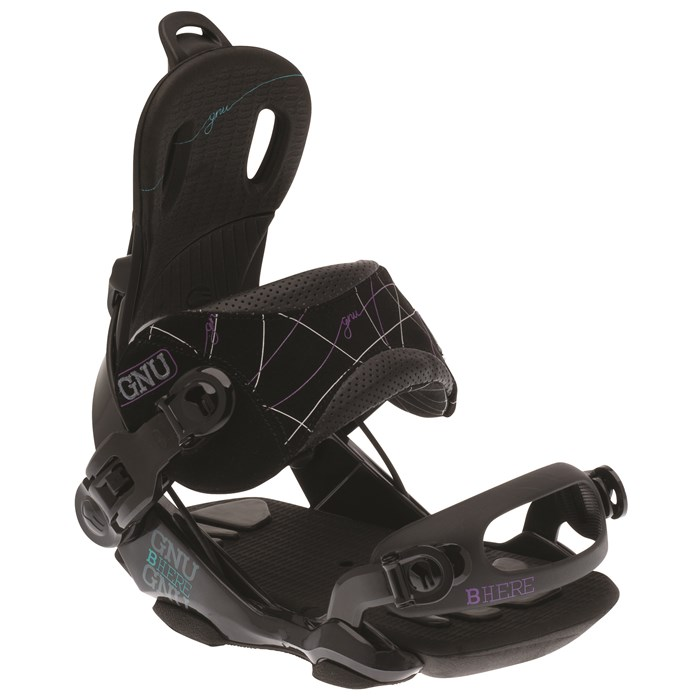 GNU - B-Here Snowboard Bindings - Women's 2013
